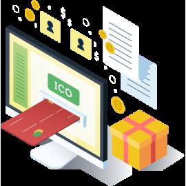 ICO DASHBOARD (Investor Panel) STO CABINET